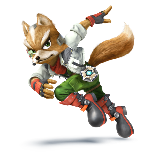 star fox 64 png