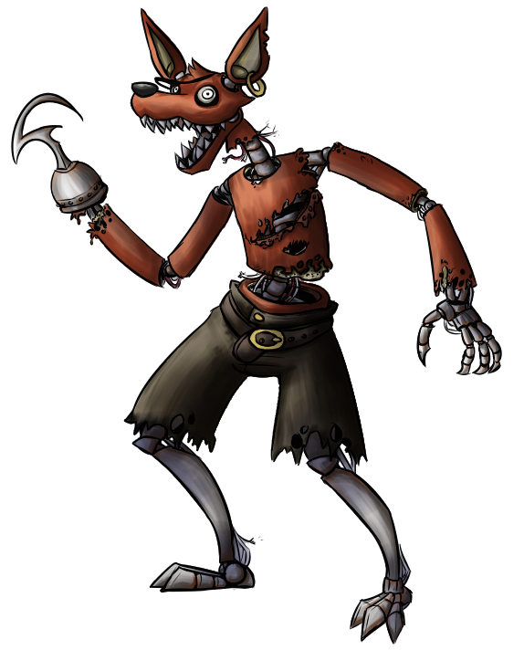 Foxy transparent tf2. By hedgehominoid on deviantart