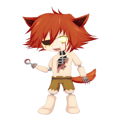 Foxy transparent epic. Images roblox imagesfoxy