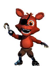 foxy transparent adventure