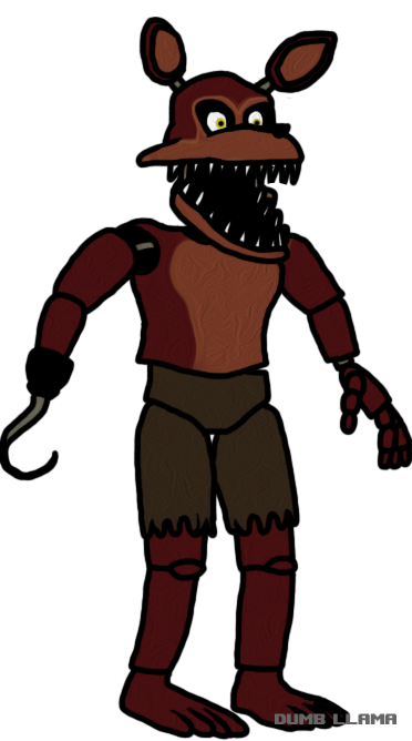 Foxy transparent fixed. Traced and nightmare fivenightsatfreddys