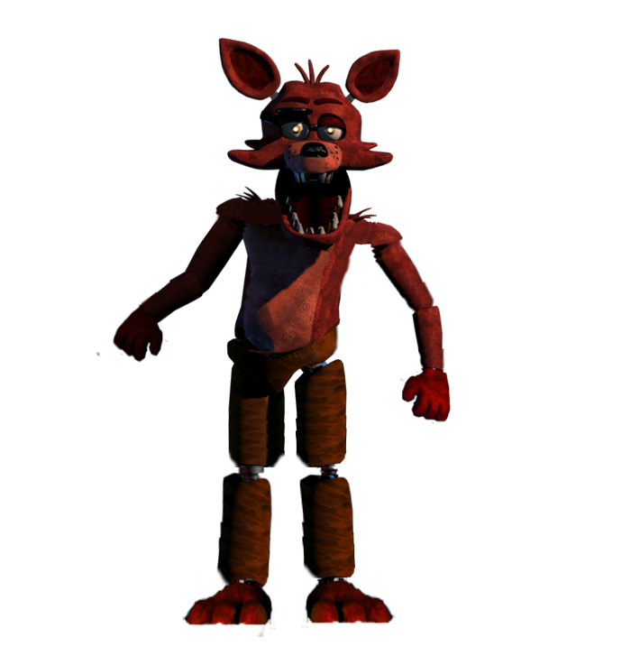 Foxy transparent fixed. Fnaf by fnafer on