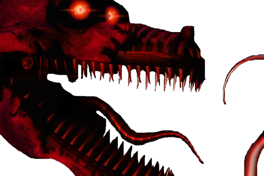 Foxy transparent fnaf 4. Nightmare png images pluspng