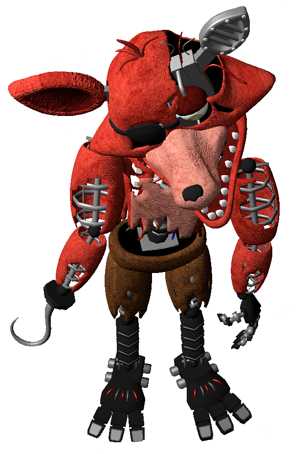 Foxy transparent fnaf sfm. Alright here s the