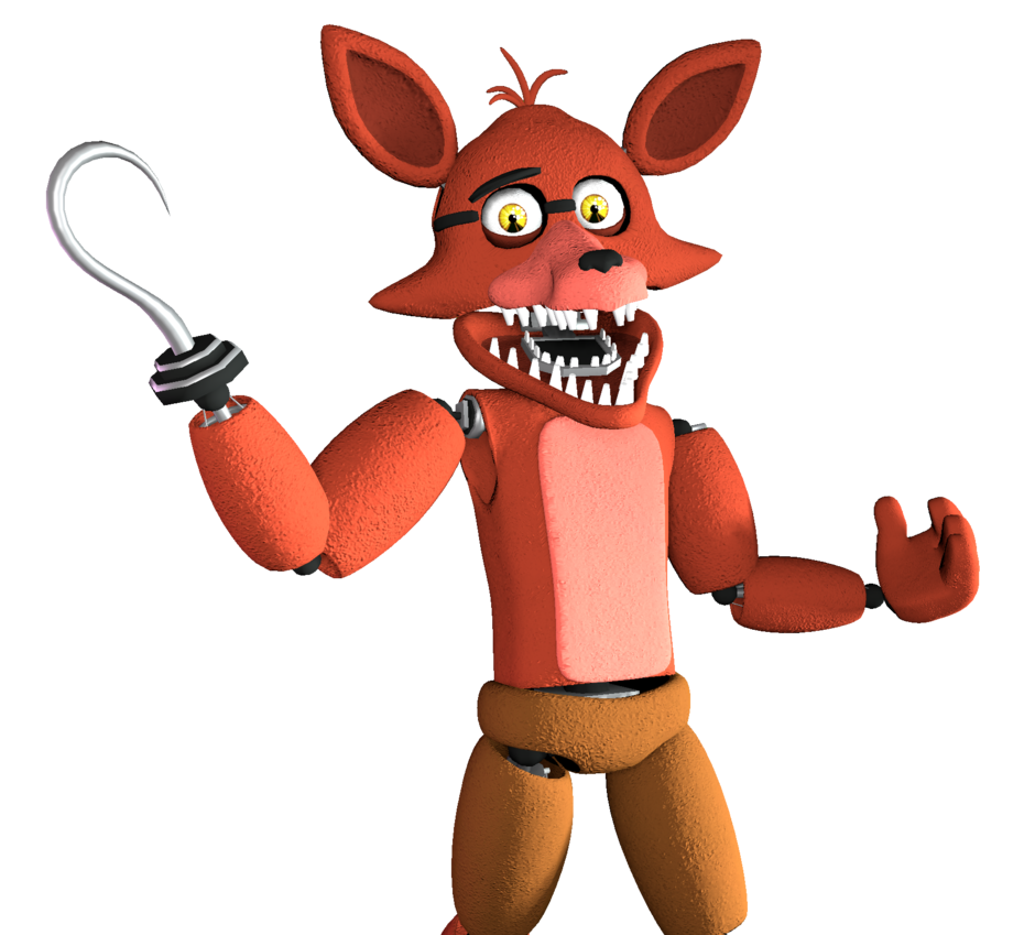 Foxy transparent fnaf sfm. Unwithered the pirate render