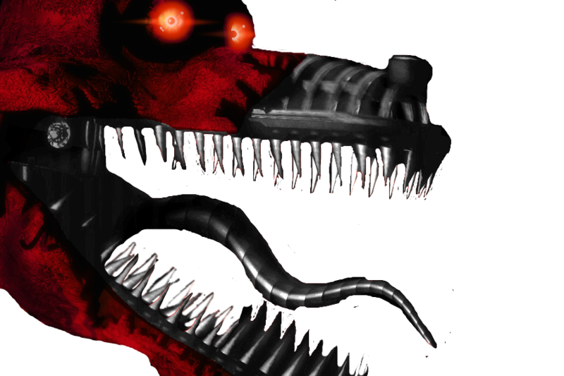 Foxy transparent nightmare. Png images pluspng download