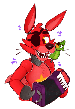 Rockstar drawing foxy. Tumblr two of the