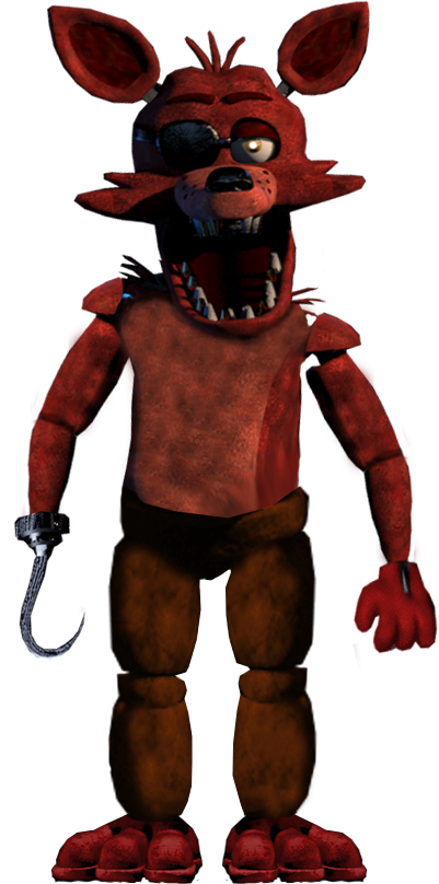foxy transparent fixed