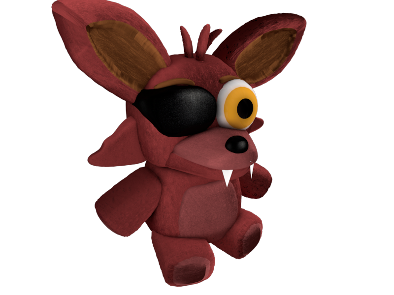 foxy transparent repaired