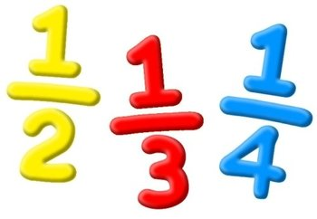 Fractions clipart. Fraction at getdrawings com
