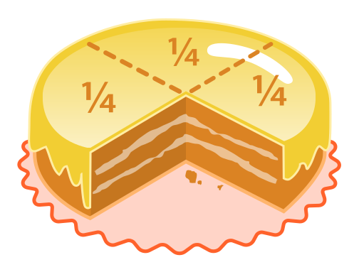 Fraction clipart statistic. Mathematics with python and