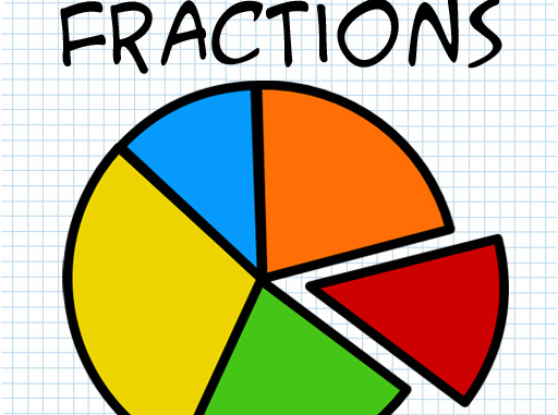 Fractions clipart. Clever ideas fraction we