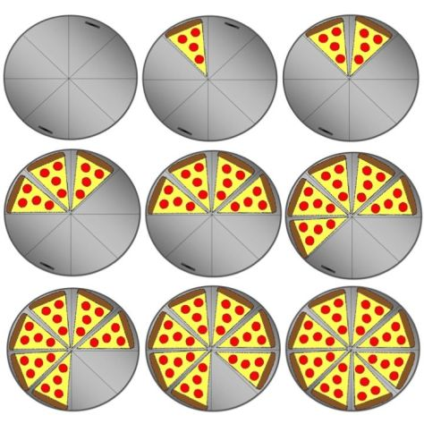 Fractions clipart kid. Fraction images mho maths
