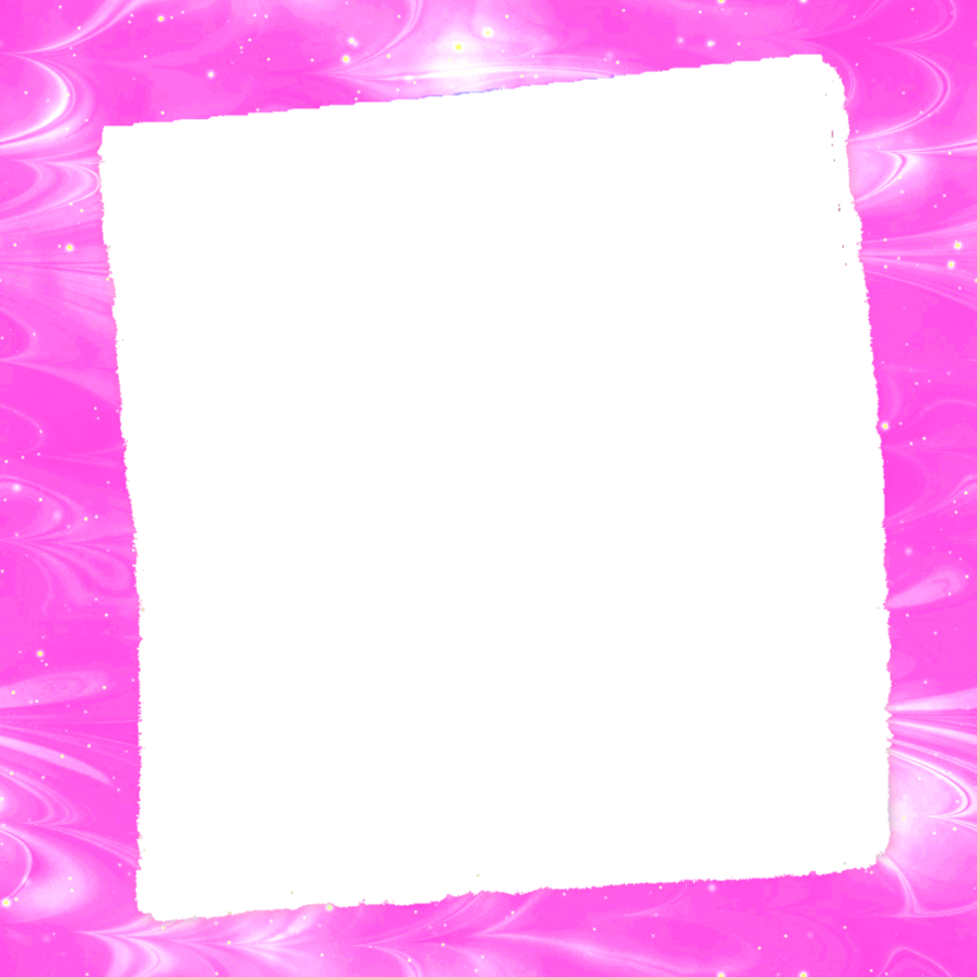hot pink frame png