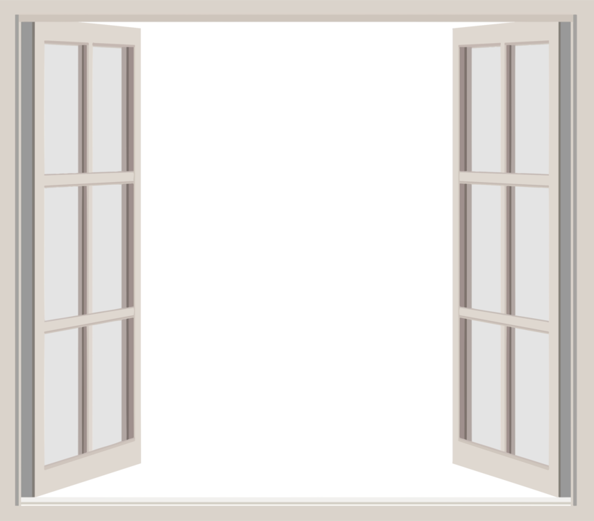 Frame clip window. Picture frames door building