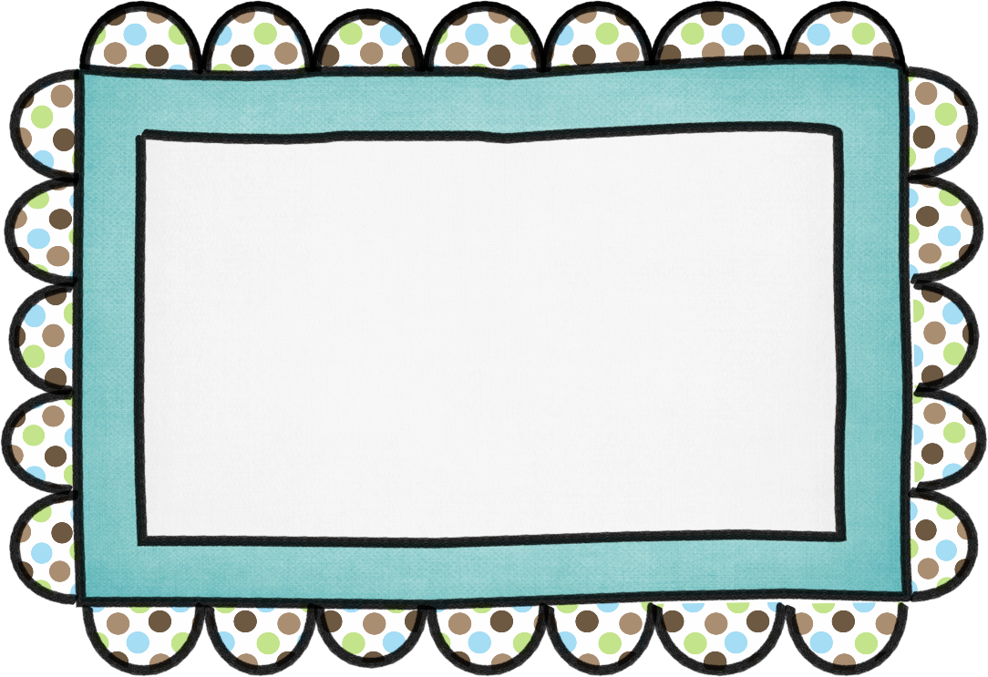 Drawn printables from rainbow. Frame clipart hand banner freeuse stock