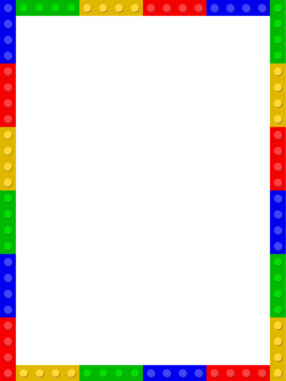 Frame clipart toy. Block picture frames lego