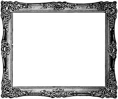 Frame clipart victorian. Tattoo the graphics fairy