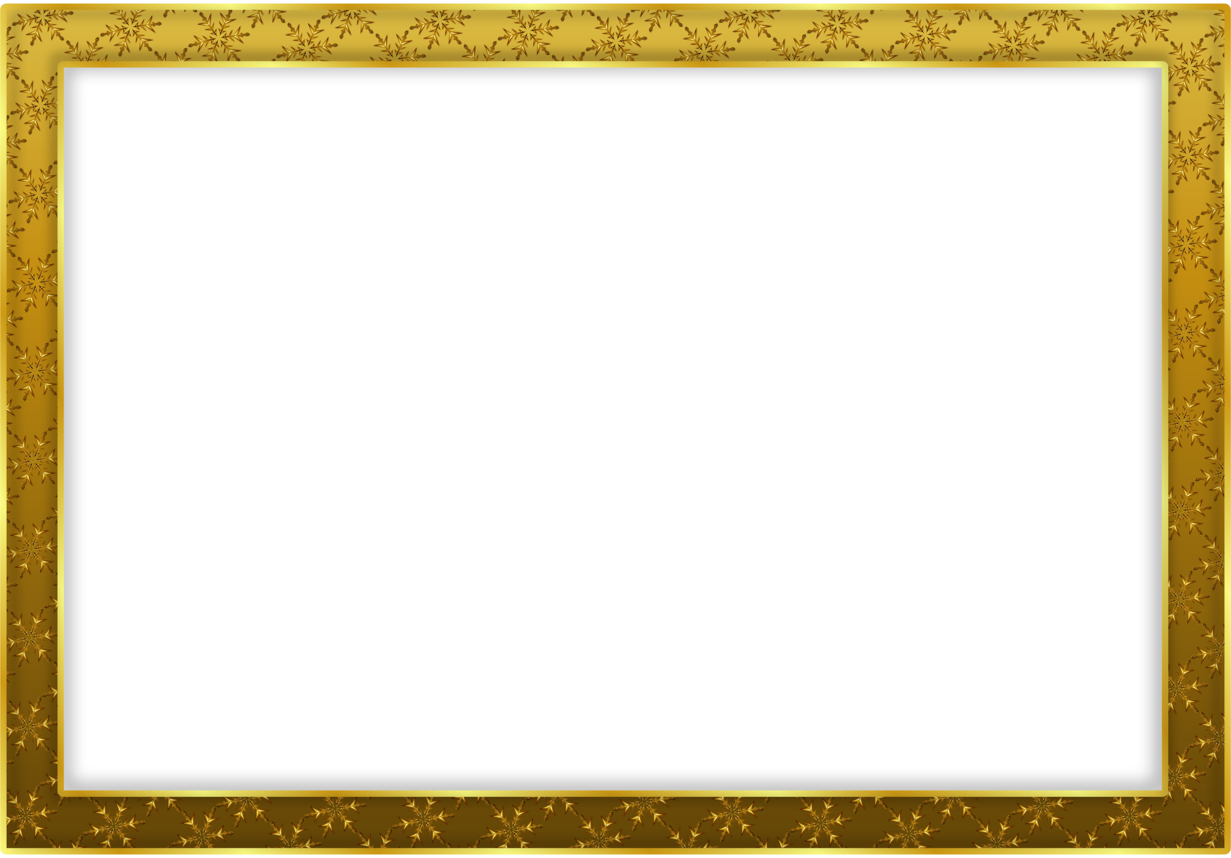 Frame photo png free. Gold image