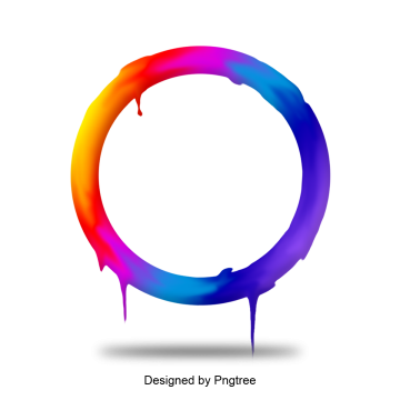 Rainbow .png. Collections of frame png