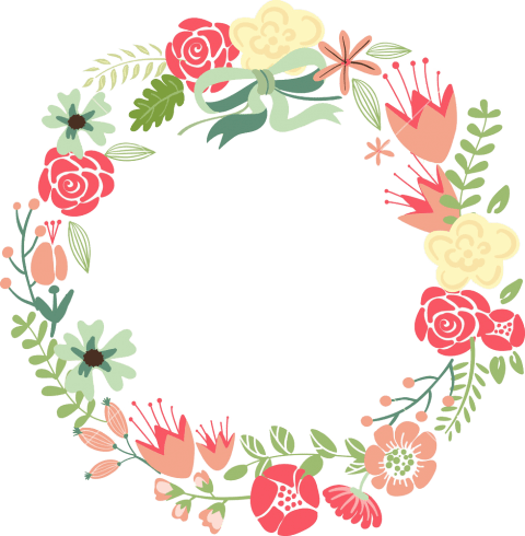 Frame png. Floral free images toppng