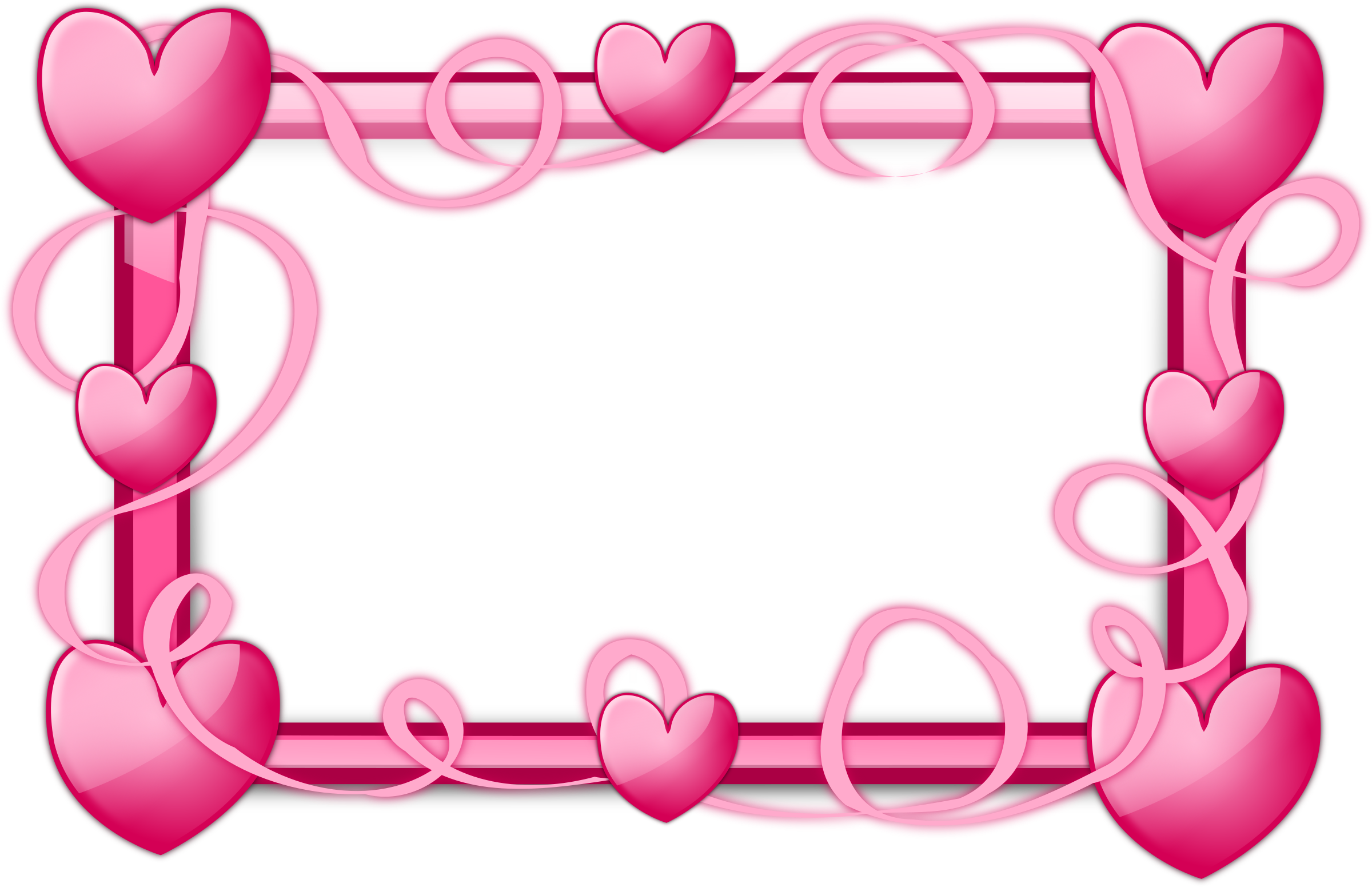 Frame png vector. Love clipart heart pencil