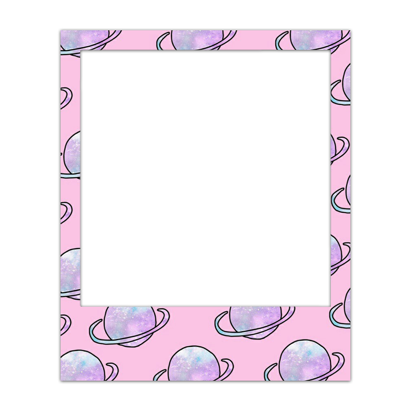 Polaroid picture clipart blank. Transparent tumblr overlays mad