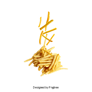 Fried clipart finger chip. French fries png vectors