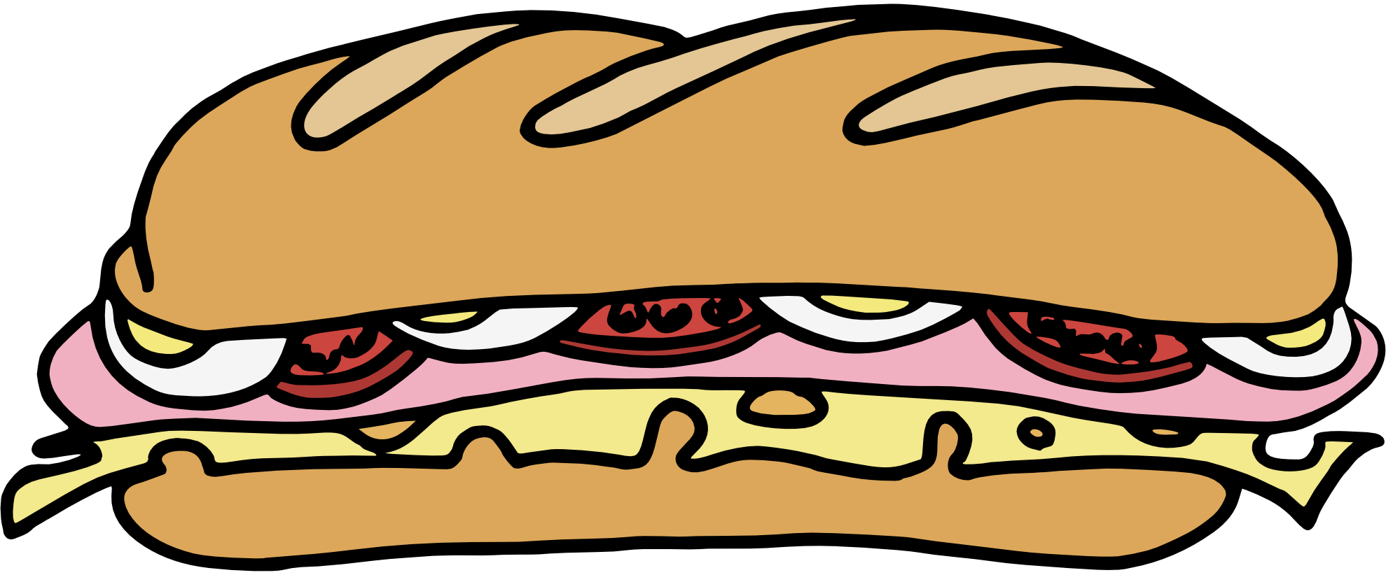 Vector sandwich tuna. Images for cheese clipart