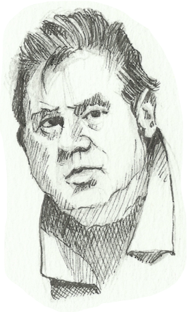 Ingres drawing portrait. Notes francis bacon