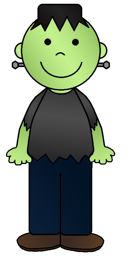 Frankenstein clipart full body. Free cliparts download clip