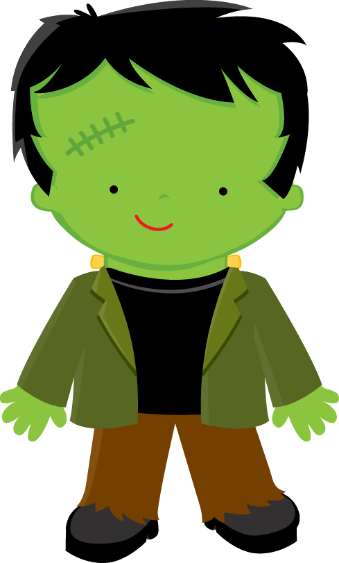 frankenstein transparent halloween