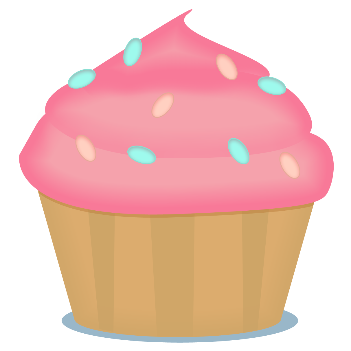 holiday clipart baked goods