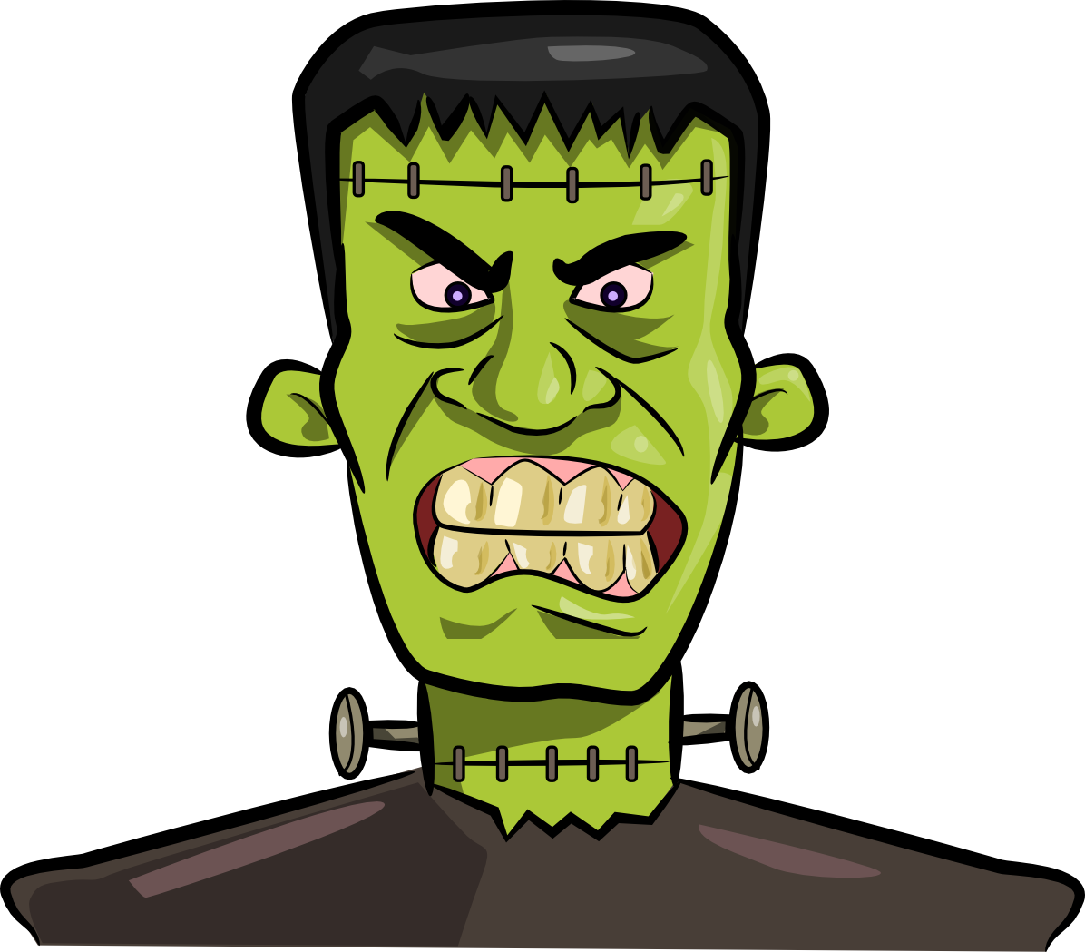 Lab clipart frankenstein. Free cliparts download clip