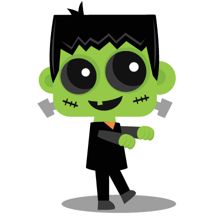 frankenstein transparent little