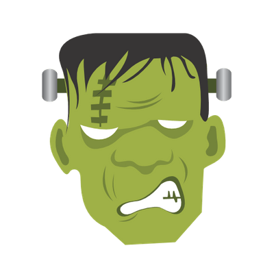frankenstein transparent