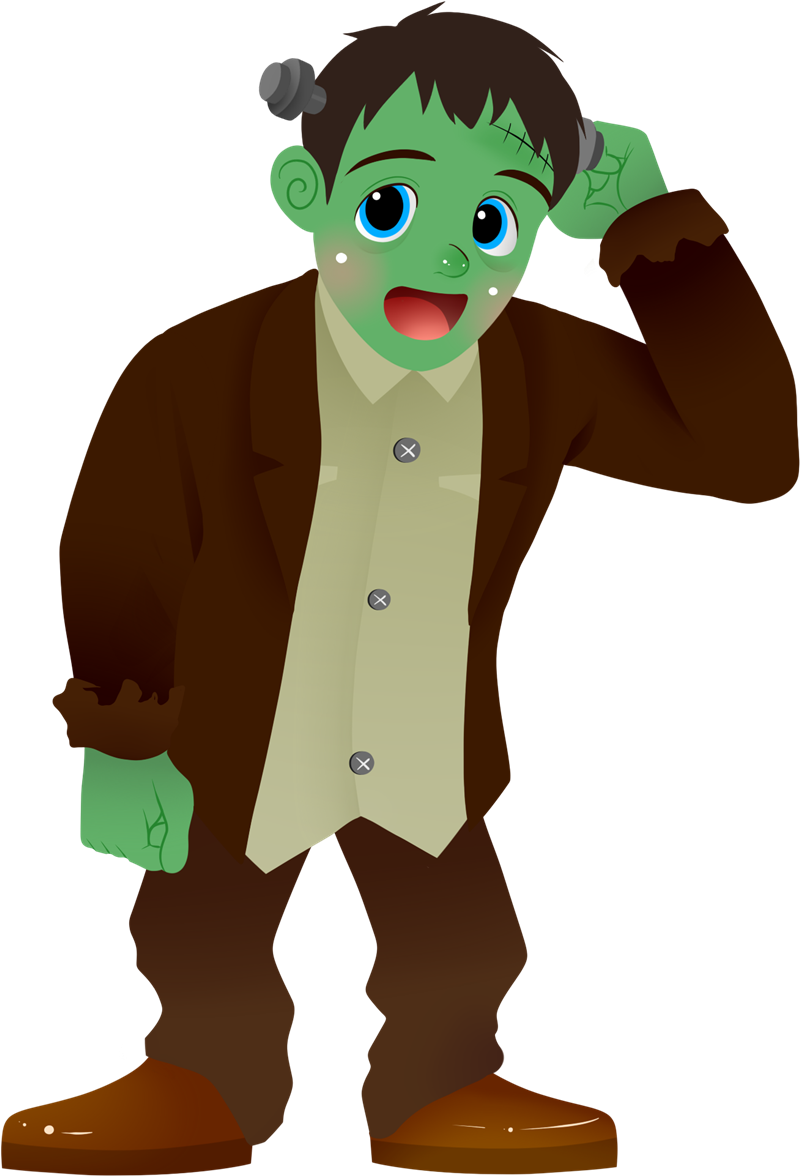 Frankenstein clipart cartoon frankenstein. Gifs halloween pinterest frankensteingifs
