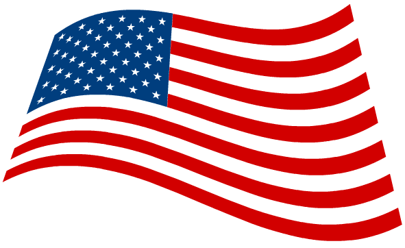 Usa clipart patriotic. U s a independence