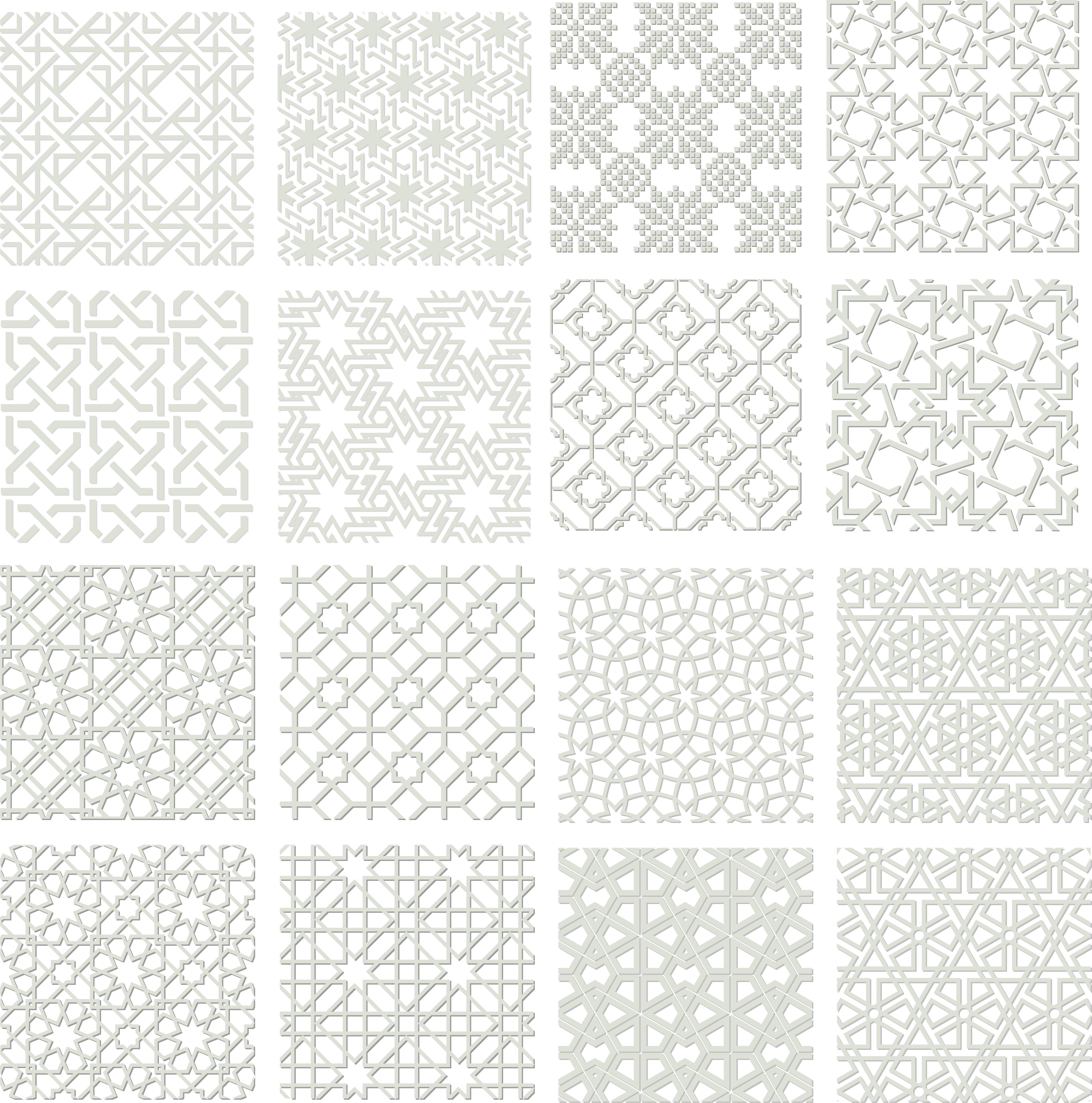 Free african vector patterns black and white png. Textile pattern classical arabic