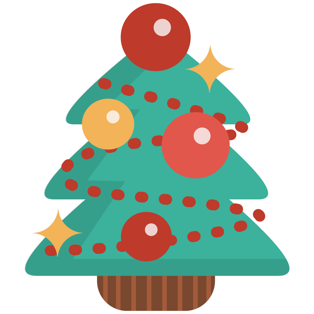 Free christmas png. Tree to use clip