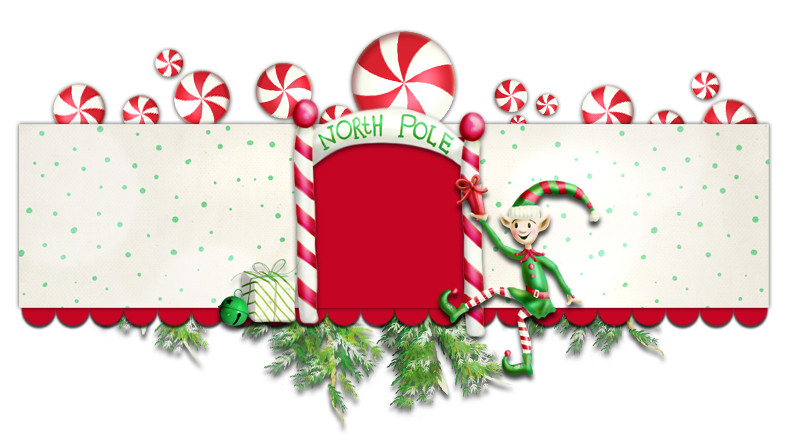 Banner christmas png. Yuletide whimsy free tree