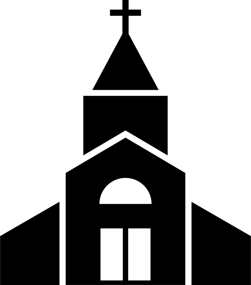 Free church png. Svg icon download onlinewebfonts