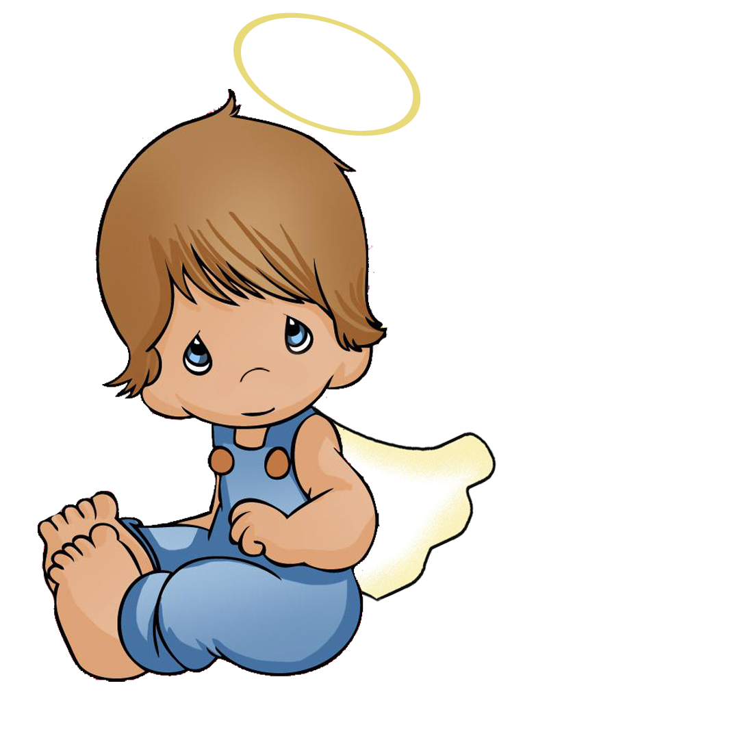 Free Precious Moments Angels Transparent Png Clipart Free Download