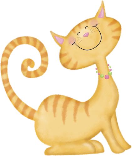 Free Yellow Cats Transparent Png Clipart Free Download Ywd
