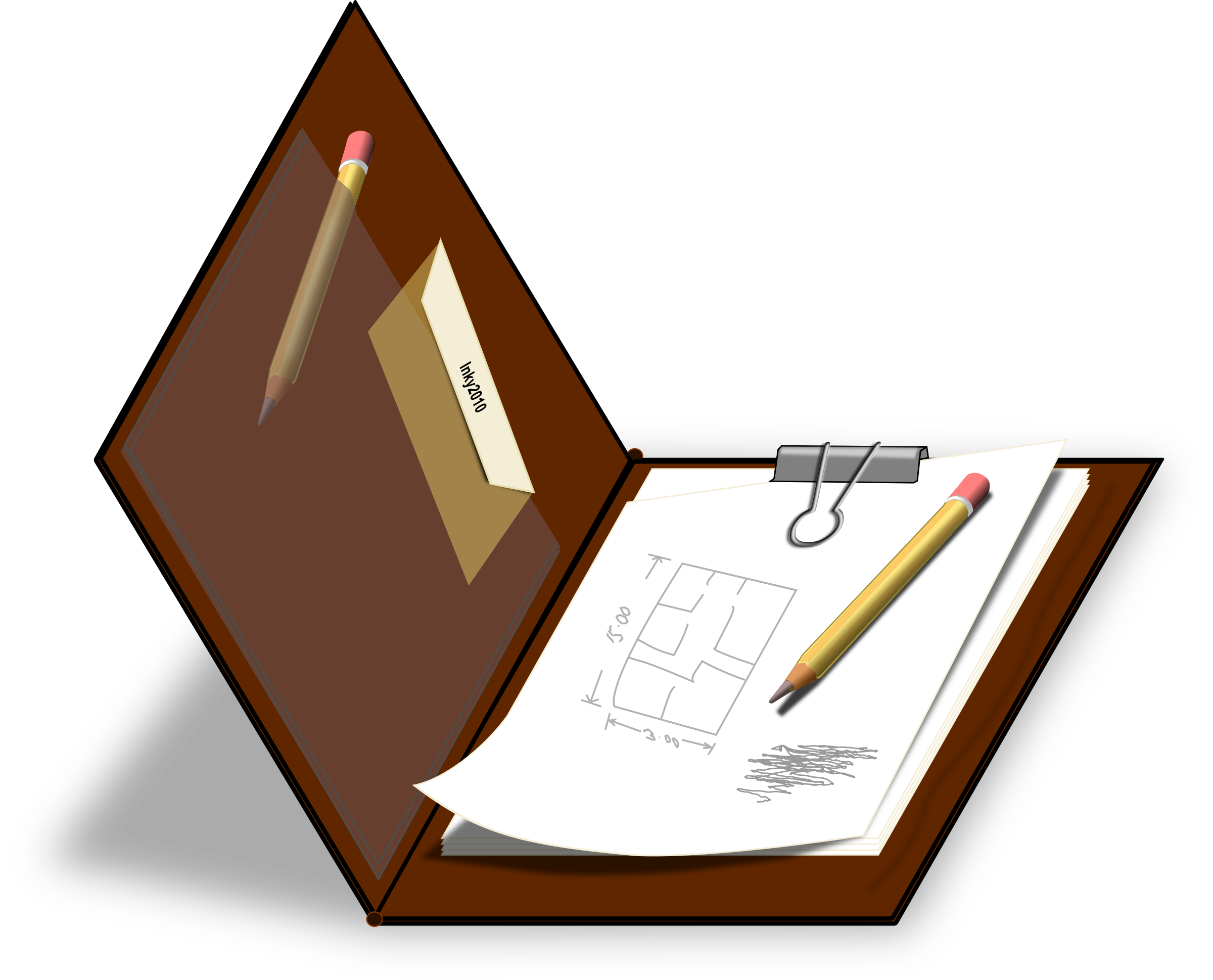 Free clipboard png. Brown icons and downloads