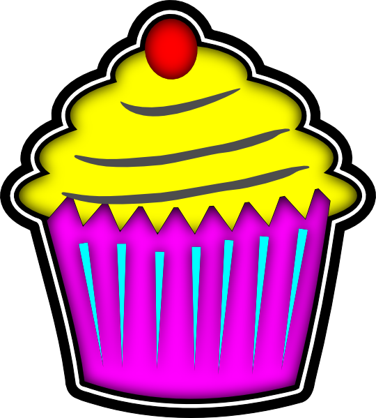 Muffin clipart cack. Free commercial use download
