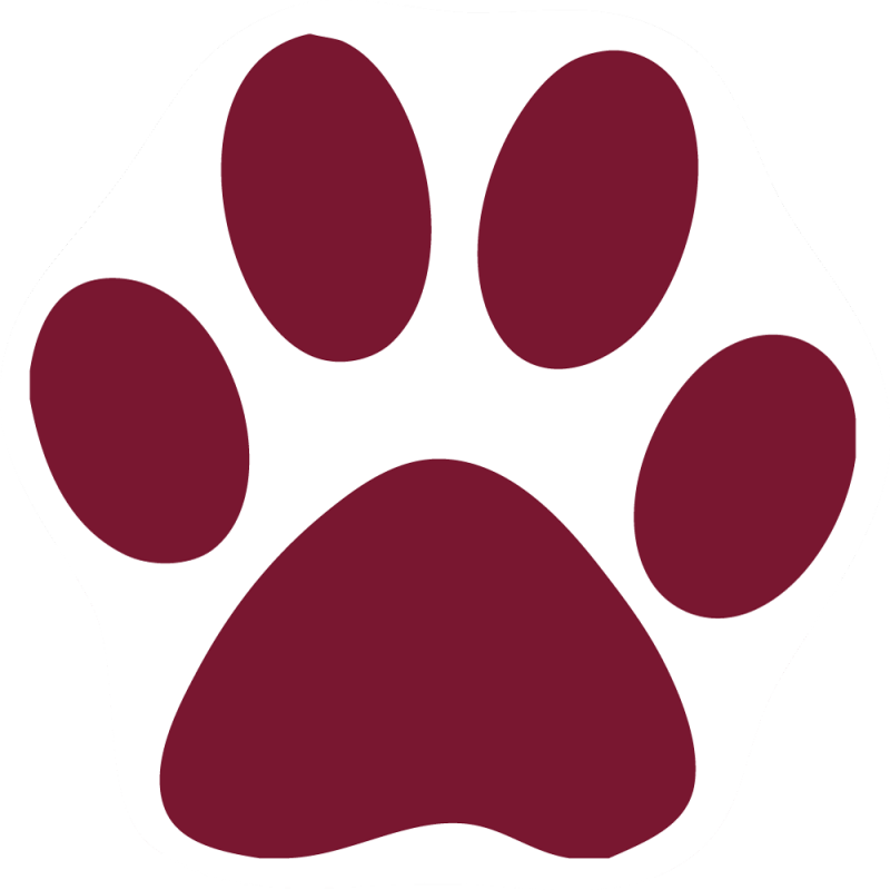 Free dog paw png. Clipart at getdrawings com