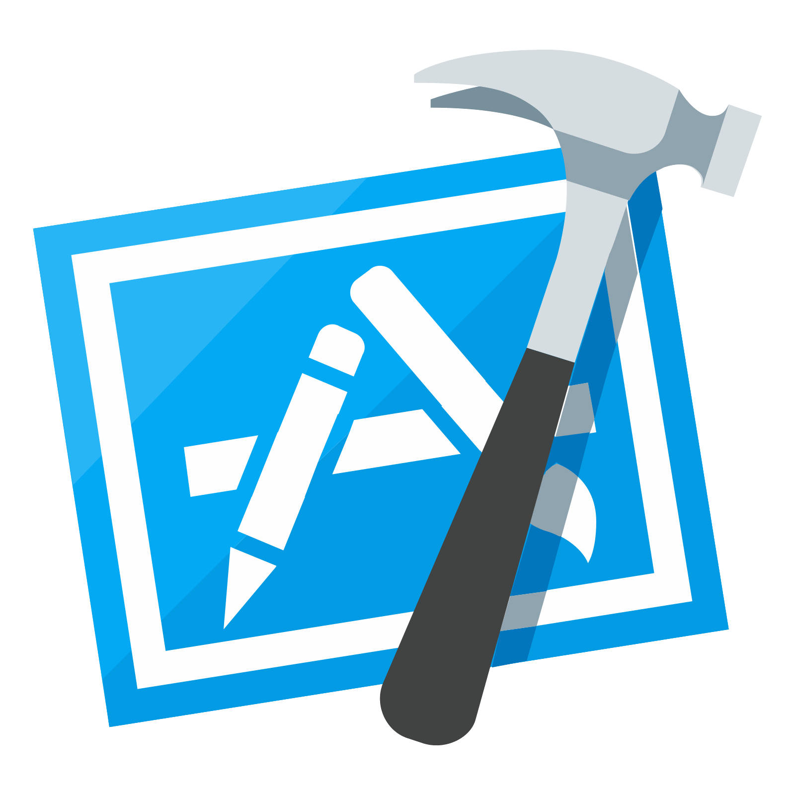 Free download png. Xcode icon and vector