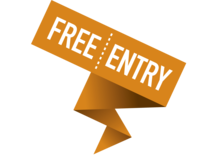 Free entry png. Image