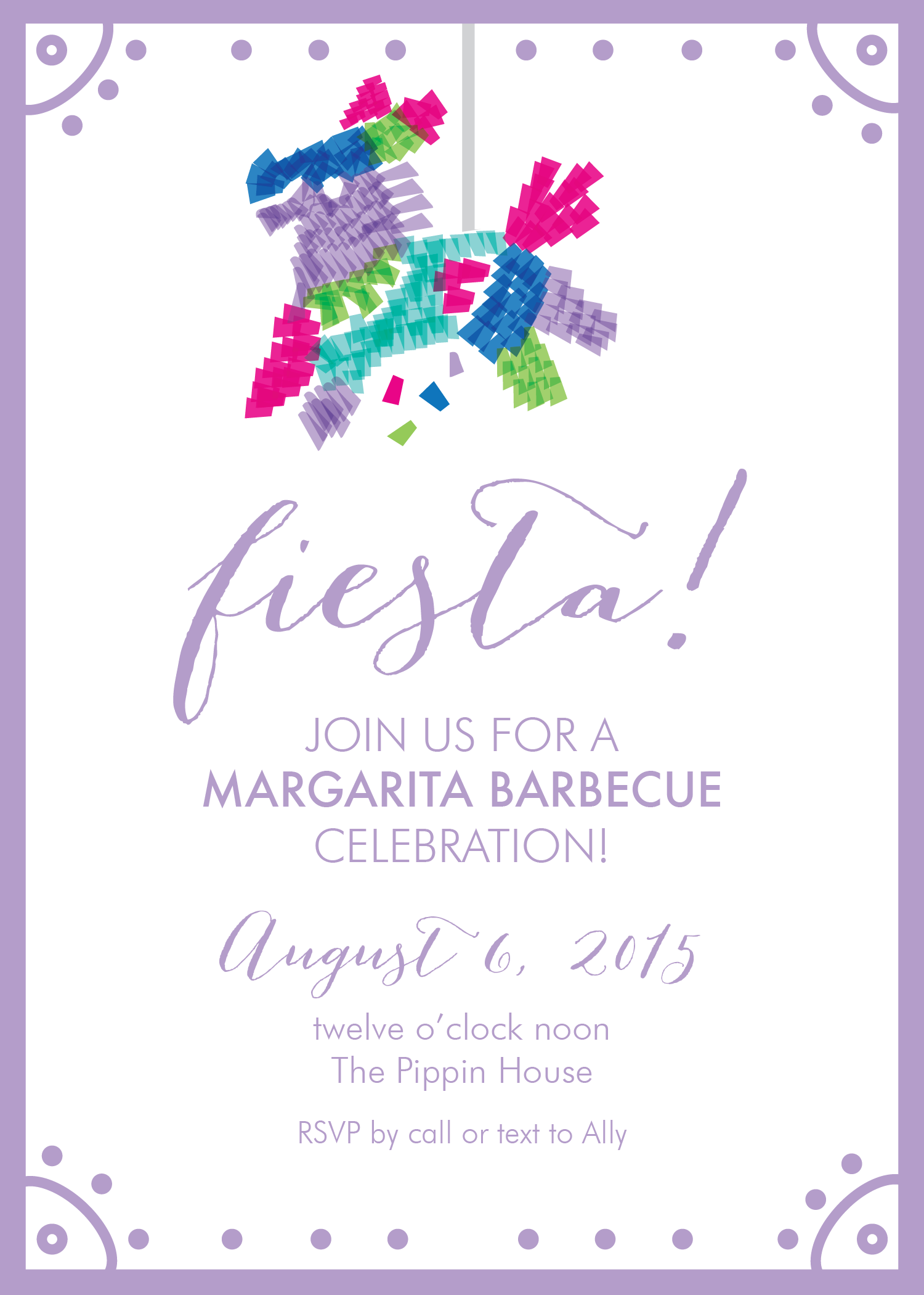 Free fiesta png. Printables party pack ally